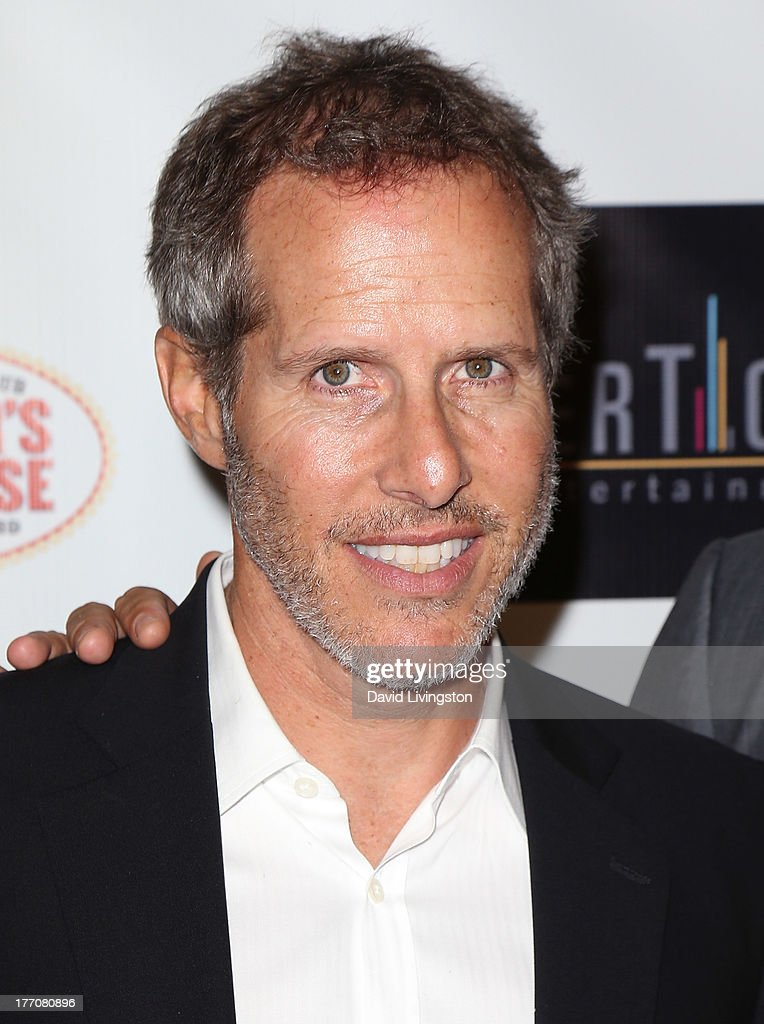 Vertical Entertainment co-president Rich Goldberg attends the premiere of Vertical Entertainment's 'Scenic Route' at the Chinese 6 Theaters Hollywood on August 20, 2013 in Hollywood, California.