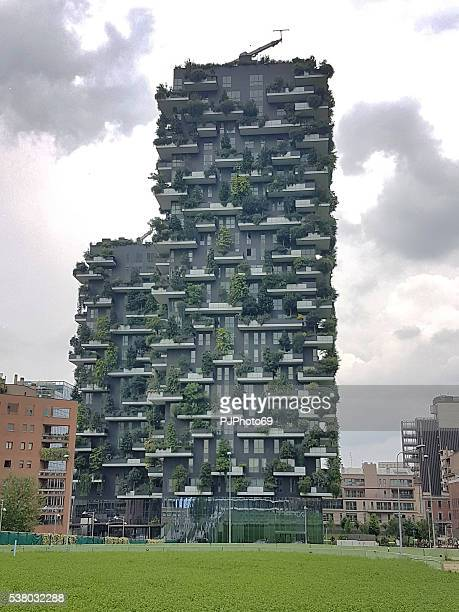 Edificio Bosco Verticale a Milano, Italia