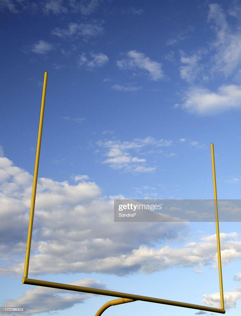Vertical Goal Post