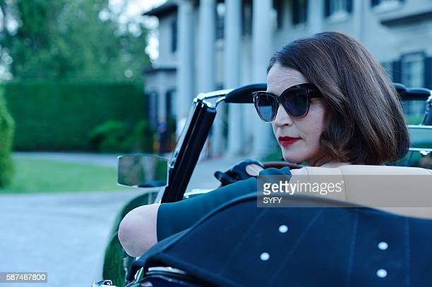 INCORPORATED 'Vertical Mobility' Episode 101 Pictured Julia Ormond as Elizabeth Krauss