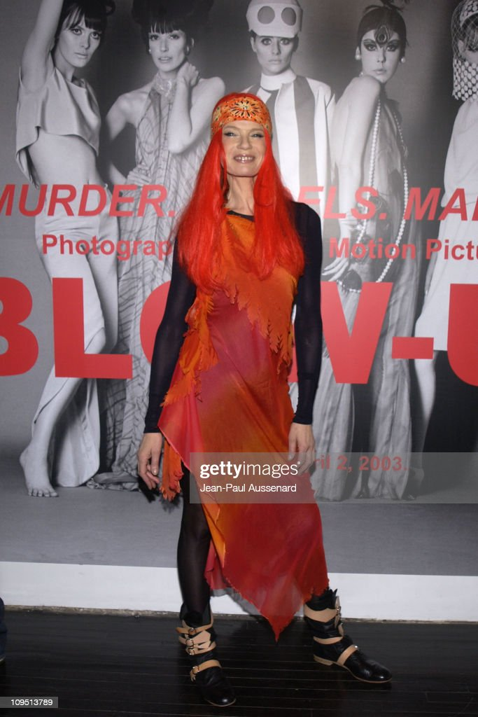 """""""Murder, Models, Madness"""" - """"Blow-Up""""  Premiere to Benefit the Elizabeth Glaser Pediatric AIDS Foundation"""