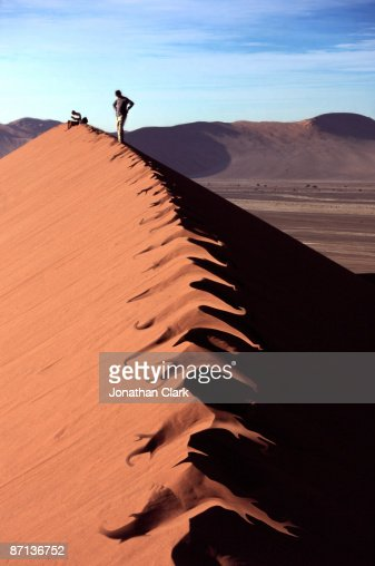 Very big sandune : Stock Photo