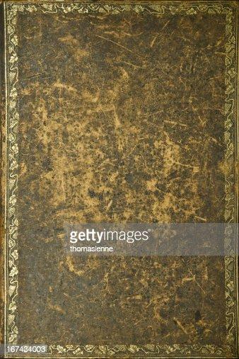 Muito velho livro textura : Foto de stock
