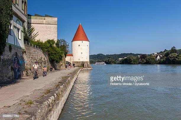 Veste Oberhaus fortress Passau Bavaria Germany