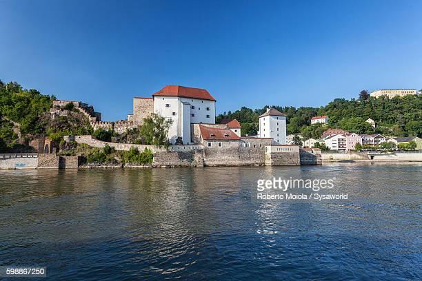 Veste Oberhaus Passau Bavaria Germany Passau Lower Bavaria Germany