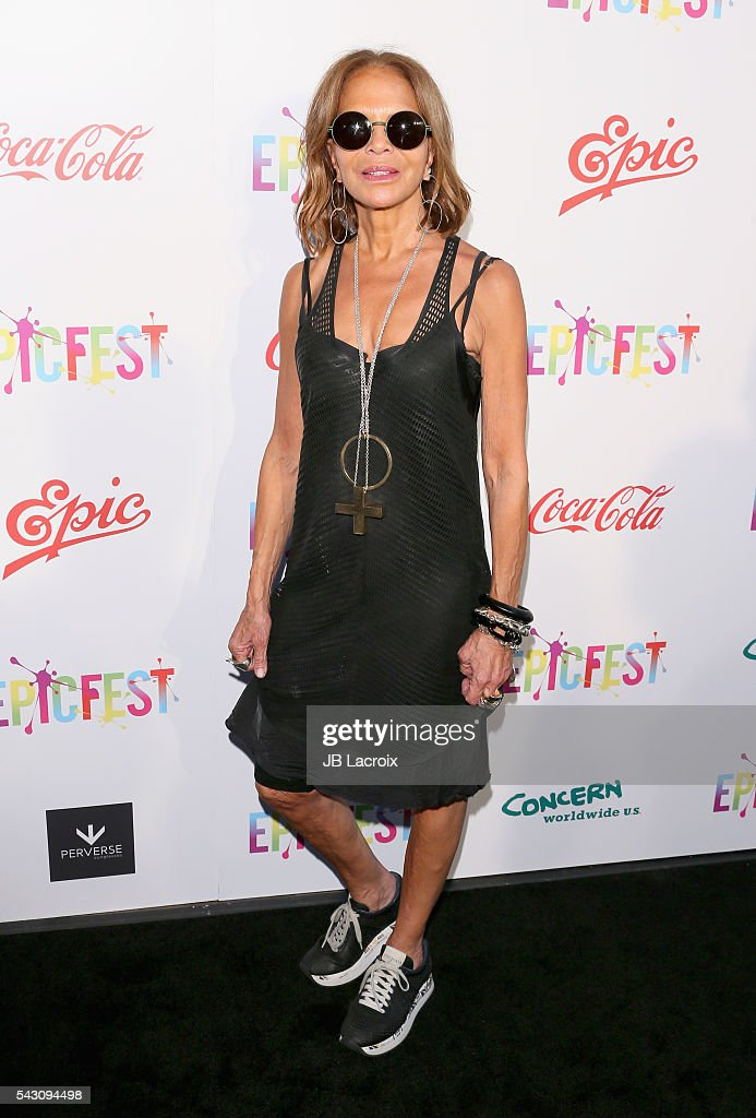 CEO, Vested in Culture, <a gi-track='captionPersonalityLinkClicked' href=/galleries/search?phrase=Sylvia+Rhone&family=editorial&specificpeople=829256 ng-click='$event.stopPropagation()'>Sylvia Rhone</a> attends EpicFest 2016 hosted by L.A. Reid and Epic Records at Sony Studios on June 25, 2016 in Los Angeles, California.