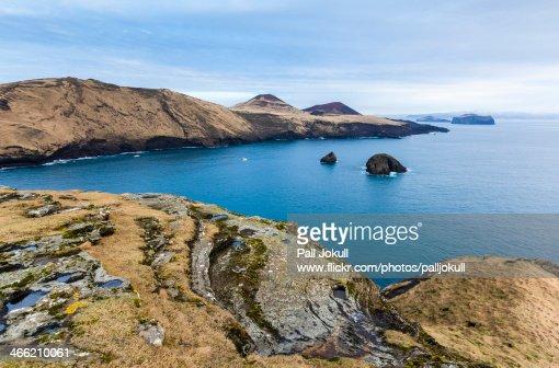 Vestmann Islands