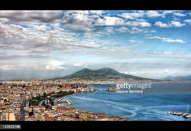 Vesuvius and Gulf