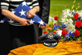 Honoring a World War Two veteran who has died