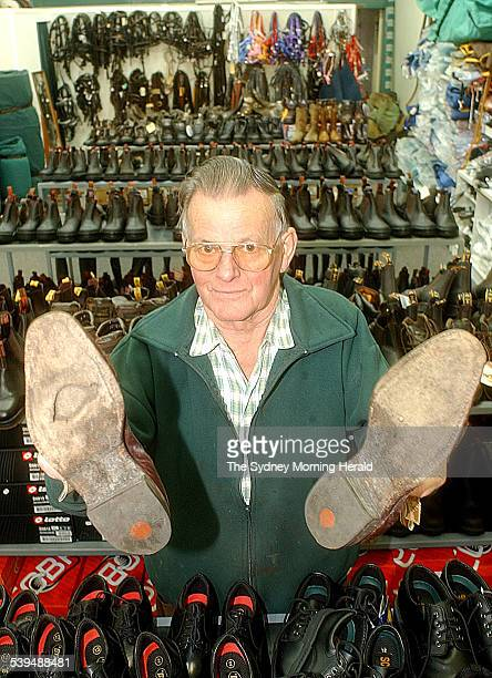 A veteran of more than 50 years in the business Gunnedah boot repairer and retailer Billy Syphers says more farmers are opting to have boots repaired...