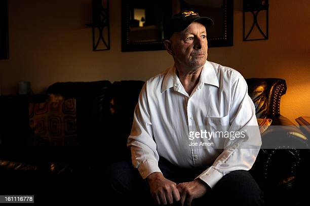 Veteran Ron Flanagan lost his health insurance after his wife Frances apparently made a two cent mistake on a payment to the company Joe Amon The...