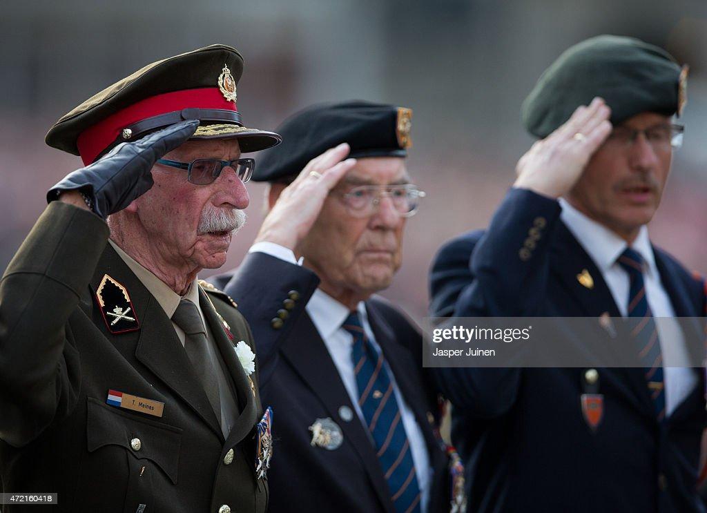 Veteran Salute Jasper Juinen P...