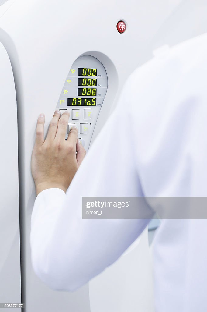 veterinarian doctor working : Stockfoto