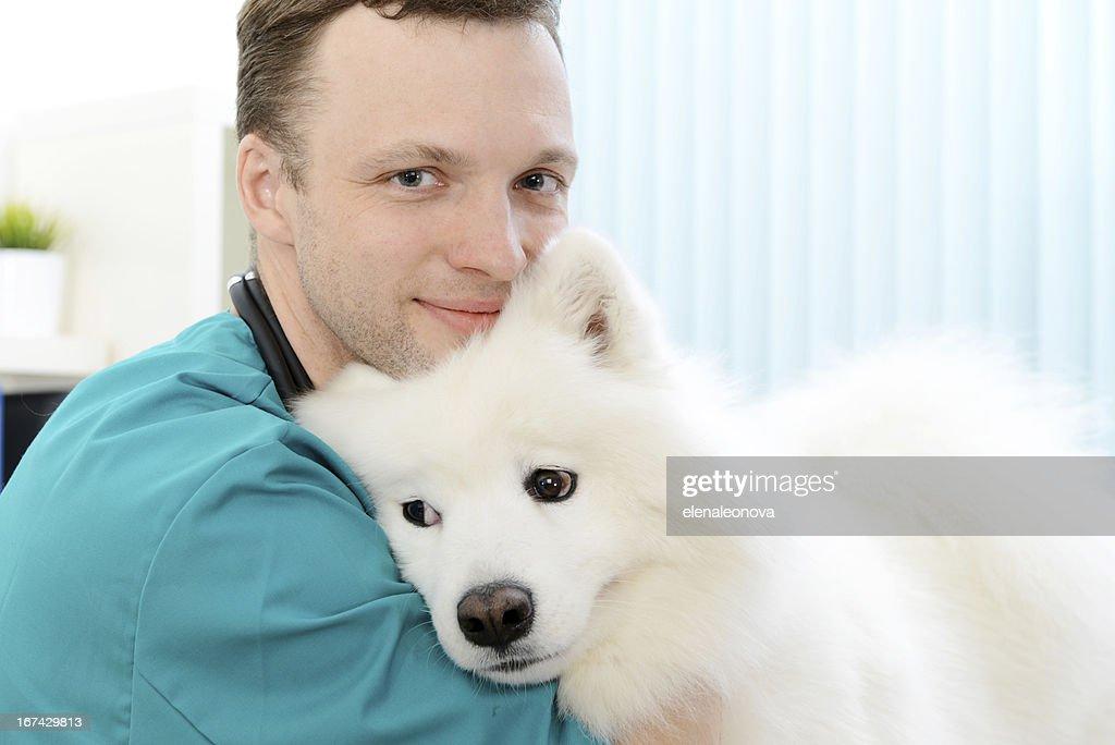 Tierarzt : Stock-Foto
