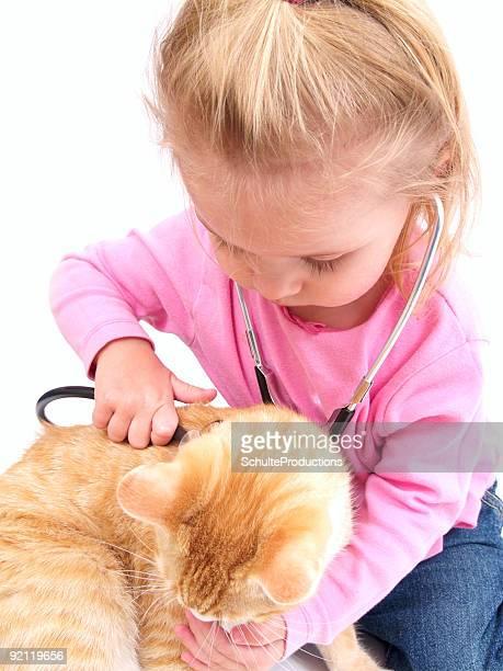 Veterinarian Toddler