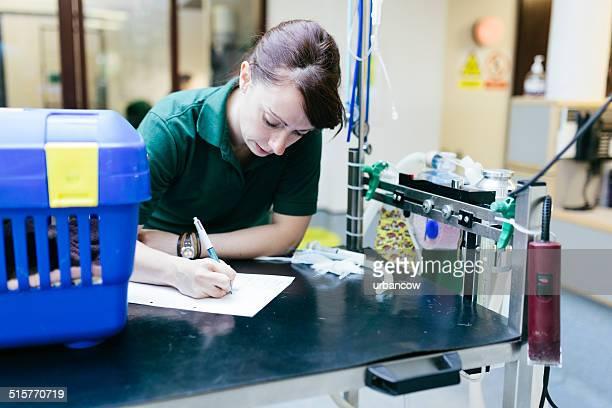 Veterinary Nurse