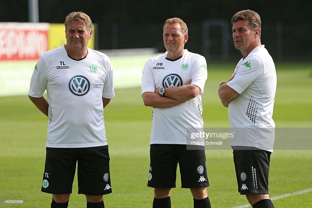 VfL Wolfsburg - Bad Ragaz Training Camp