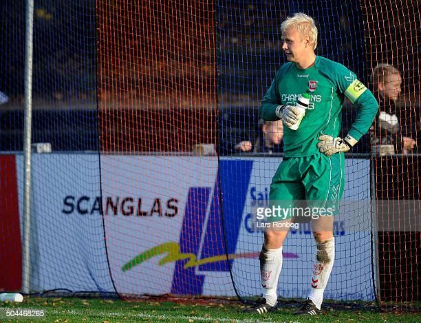 Viasatdivisionen Keeper Jimmy Nielsen VB Vejle Boldklub © Lars Rønbøg / Frontzonesport