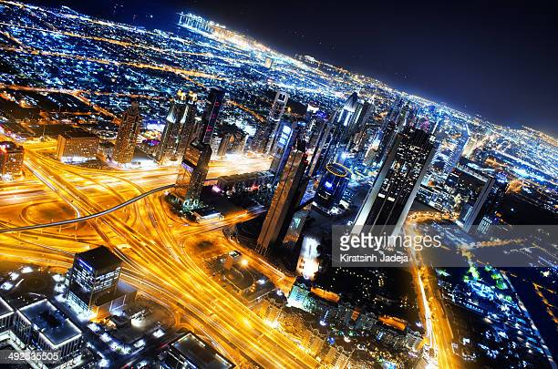 Vibrant And Glittering Dubai