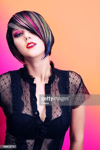 Vibrant Beauty Portraits