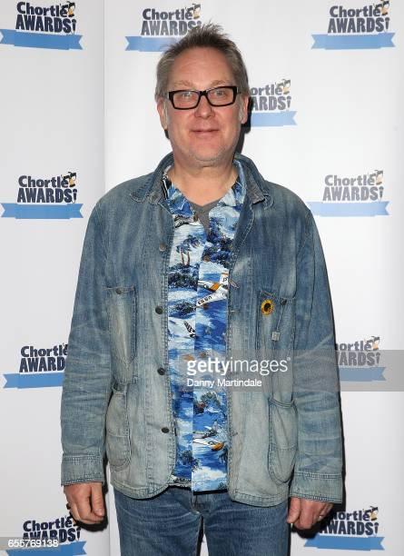 Vic Reeves attends the Chortle Comedy Awards 2017 on March 20 2017 in London United Kingdom
