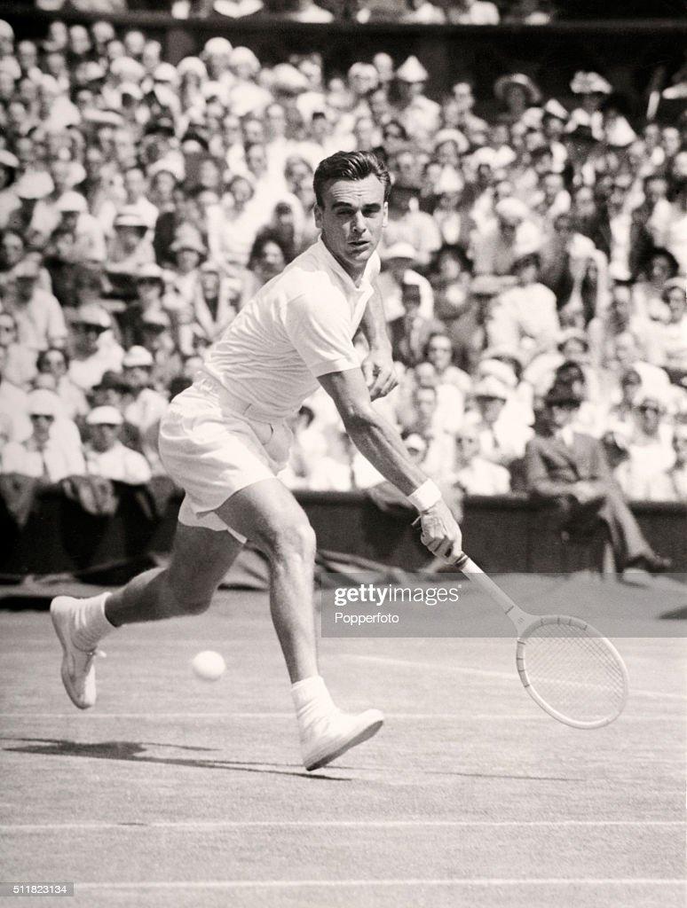 Vic Seixas Wimbledon