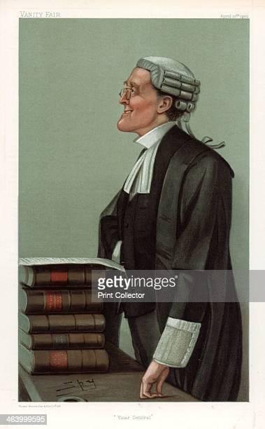 'Vicar General' 1902 Charles Alfred Cripps KC MP British barrister and politican Cripps became a QC in 1890 and served as Attorney General to the...