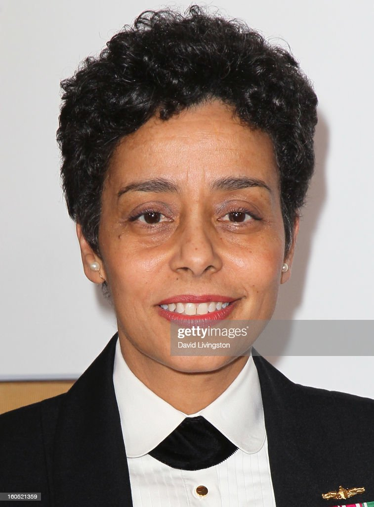 Vice Admiral Michelle Howard attends the 44th NAACP Image Awards at the Shrine Auditorium on February 1, 2013 in Los Angeles, California.