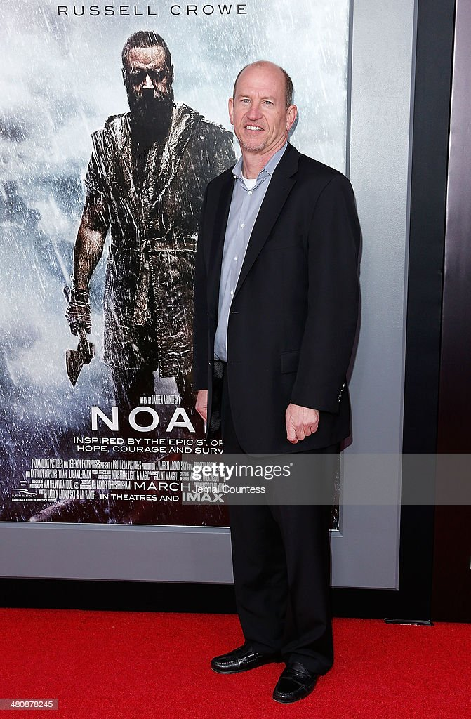 Vice Chairman of Paramount Pictures Rob Moore attends the New York Premiere of 'Noah' at Clearview Ziegfeld Theatre on March 26, 2014 in New York City.