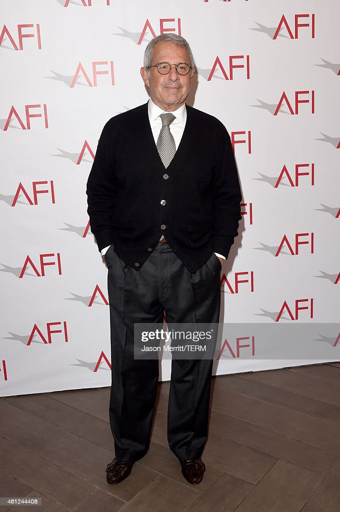 Vice Chairman Universal Filmed Entertainment Group Ron Meyer attends the 15th Annual AFI Awards at Four Seasons Hotel Los Angeles at Beverly Hills on January 9, 2015 in Beverly Hills, California.