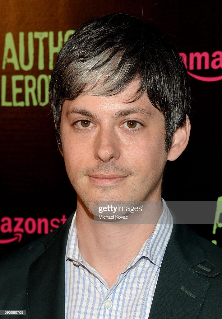 Vice Films' Danny Gabai attends the Los Angeles Premiere of 'Author The JT Leroy Story' at NeueHouse Hollywood on August 25 2016 in Los Angeles...