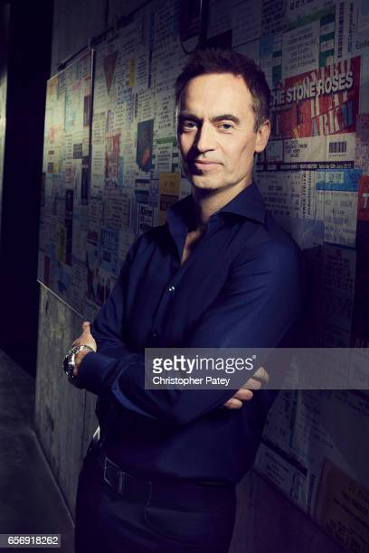 Vice president Amazon Music Steve Boom is photographed for Billboard Magazine on January 20 2017 in Seattle Washington ON DOMESTIC EMBARGO UNTIL MAY...