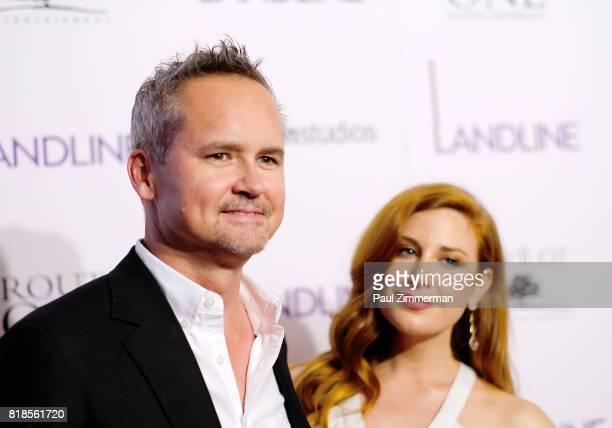 Vice President Amazon Studios Roy Price and Lila Feinberg attend 'Landline' New York Premiere at The Metrograph on July 18 2017 in New York City