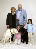 Vice President Dick Cheney photographed from 1975 to 2006 in Washington DC Dick and Lynne Cheney with two of their grandchildren