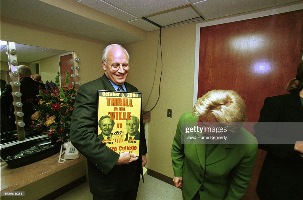 Vice President <a gi-track='captionPersonalityLinkClicked' href=/galleries/search?phrase=Dick+Cheney&family=editorial&specificpeople=125149 ng-click='$event.stopPropagation()'>Dick Cheney</a> photographed from 1975 to 2006 in Washington, DC.