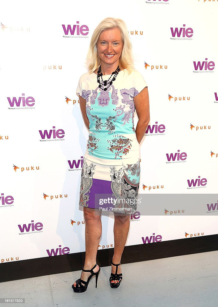 Vice President Global Marketing Solutions of Facebook Carolyn Everson attends the 4th Annual WIE Symposium at Center 548 on September 20, 2013 in New York City.