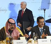 POL: Peace and Security in the Middle East conference in Warsaw