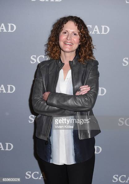 "Vice president of Development for Investigation Discovery Winona Meringolo attends QA for ""Solving the Mystery"" during Day One of the aTVfest 2017..."
