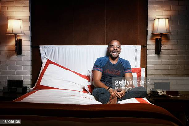 Vice president of global advertising and creative excellence at CocaCola Company Jonathan Mildenhall is photographed for Out Magazine on October 1...