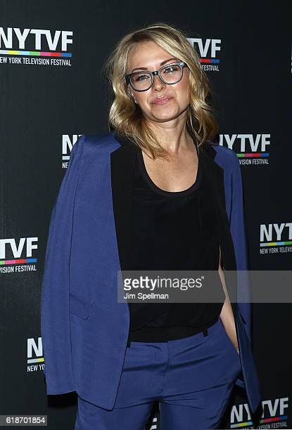 Vice President of HBO Programming Kathleen McCaffrey attends the 12th annual New York Television Festival Creative Keynote A Conversation with...