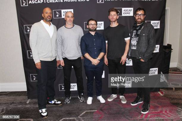 Vice president of New Media and External Affairs at SoundExchange Bryan Calhoun Vice President of Business Development Cashmere Agency Nick Adler...