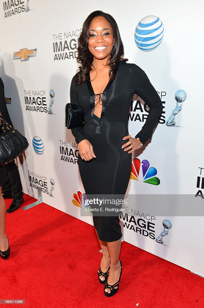 Vice President of Original Programming for BET, Connie Orlando attends the 44th NAACP Image Awards at The Shrine Auditorium on February 1, 2013 in Los Angeles, California.