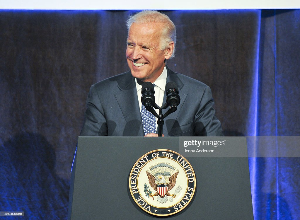Vice President of the United States Joe Biden attends Freedom To Marry Celebration at Cipriani Wall Street on July 9, 2015 in New York City.