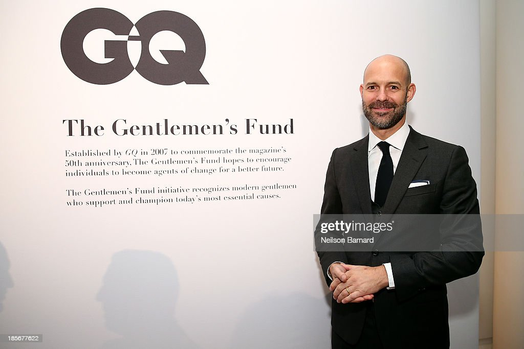 Vice President & Publisher at GQ Chris Mitchell attends the 2013 GQ Gentlemen's Ball presented by BMW i, Movado, and Nautica at IAC Building on October 23, 2013 in New York City.
