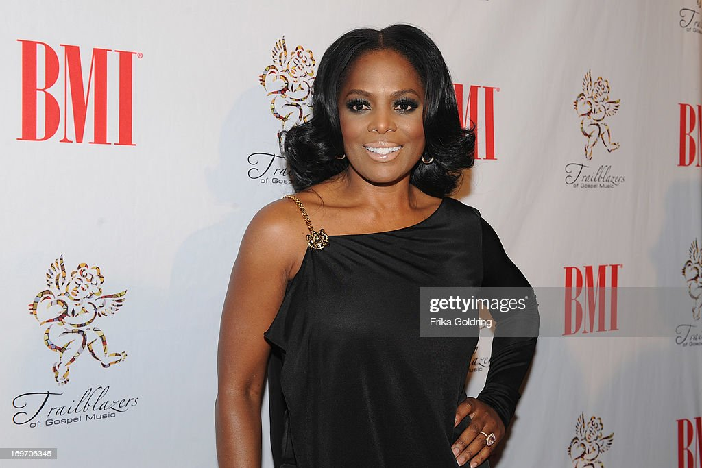 Vice President, Writer/Publisher Relations, Atlanta Catherine Brewton attends the 14th annual BMI Trailblazers of Gospel Music Awards at Rocketown on January 18, 2013 in Nashville, Tennessee.