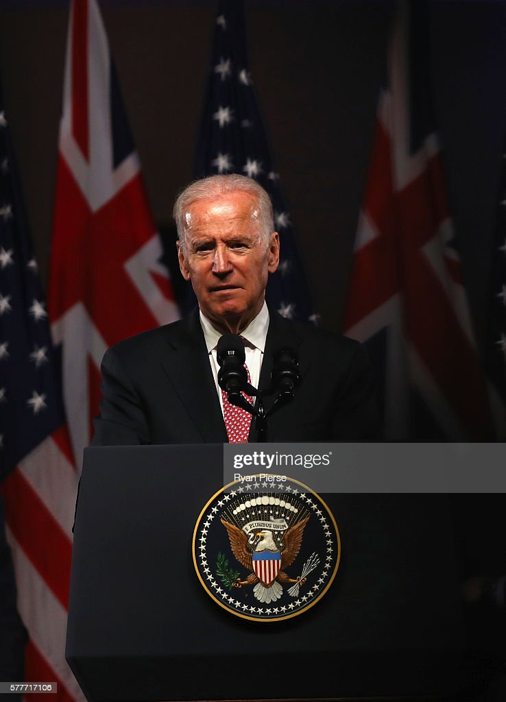 vice president joe biden essay On monday, former vice president joe biden wrote a blog post that  though  biden's essay was largely ignored amid the constant hum of.