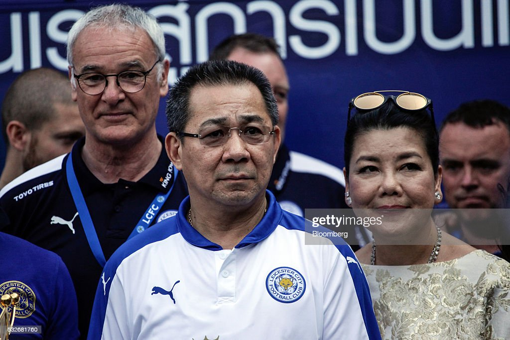 Image result for King Power owner