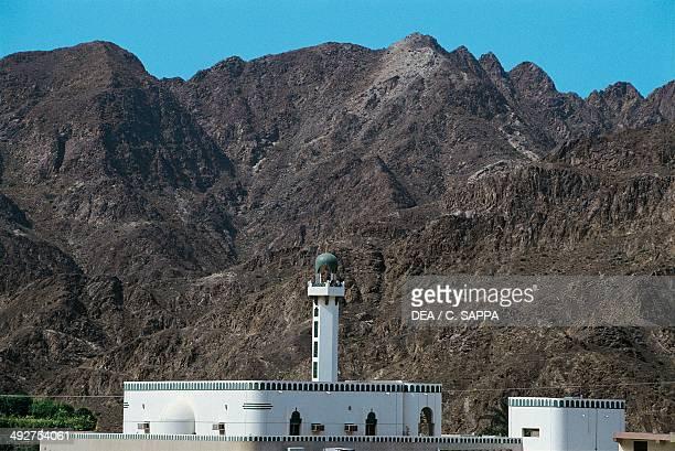 Vicinity of Fujairah United Arab Emirates