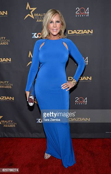 Vicki Gunvalson attends the 4th Annual Reality TV Awards at Avalon on November 2 2016 in Hollywood California
