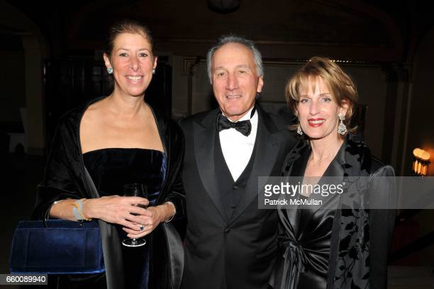 Vicki Haupt Jerome Chaves and Jacqueline Chaves attend EDWARD VILLELLA'S Triumphant Return to New York 'MIAMI CITY BALLET Takes Manhattan' Presenting...
